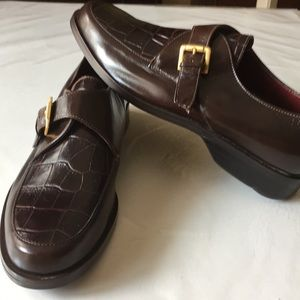 Etienne Aigner size 8 brown stylish like new